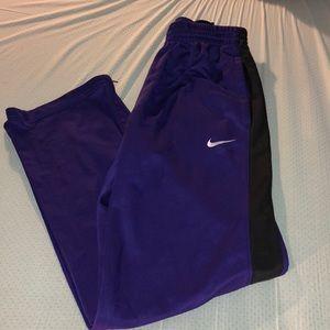 Nike dry fit sweatpants